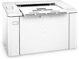 Picture HP LaserJet Pro M102a Printer
