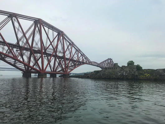 A Boat Trip on the Firth of Forth