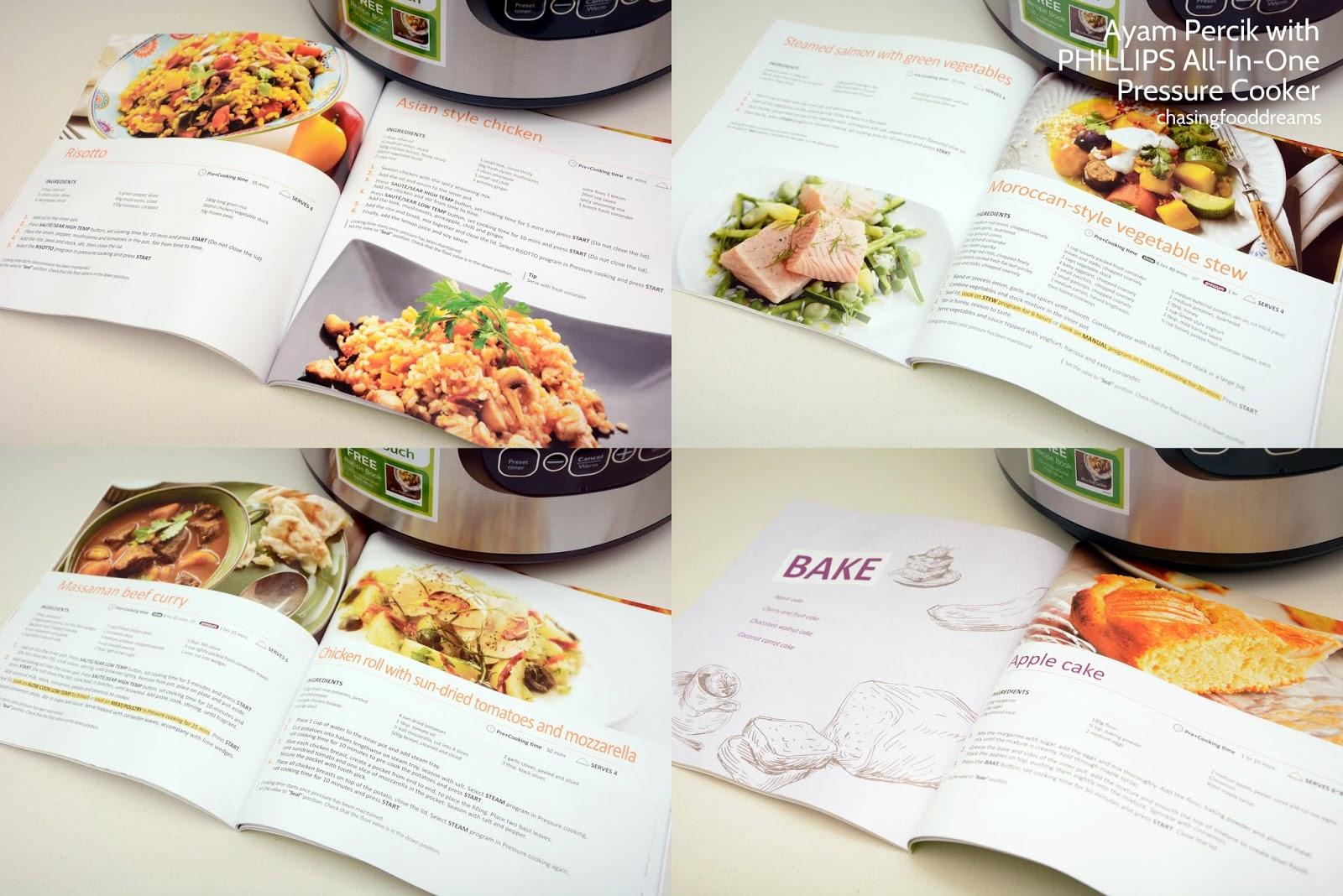 Yogurt Cake Recipe In Pressure Cooker: CHASING FOOD DREAMS: Recipe: Ayam Percik With Phillips All
