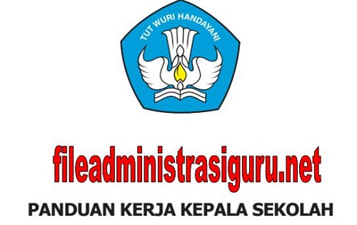 Panduan Kerja Kepala Sekolah SD SMP SMA SMK