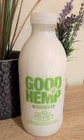 Good Hemp unsweetened alternative milk non dairy milk