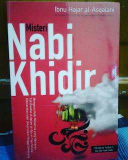 Buku Misteri Nabi Khidir - Toko Buku Aswaja Surabaya