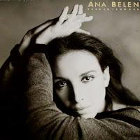 Carátula del disco Para la ternura (Ana Belén 1986)
