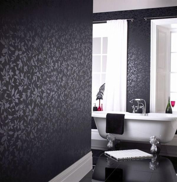 mostramos hoy exquisitos interiores de paredes en tonos negros de una casa moderna todo lo que tienes que hacer es disfrutar de las fotos de inspiracin