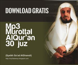 mp3 Al-Quran 30 juz