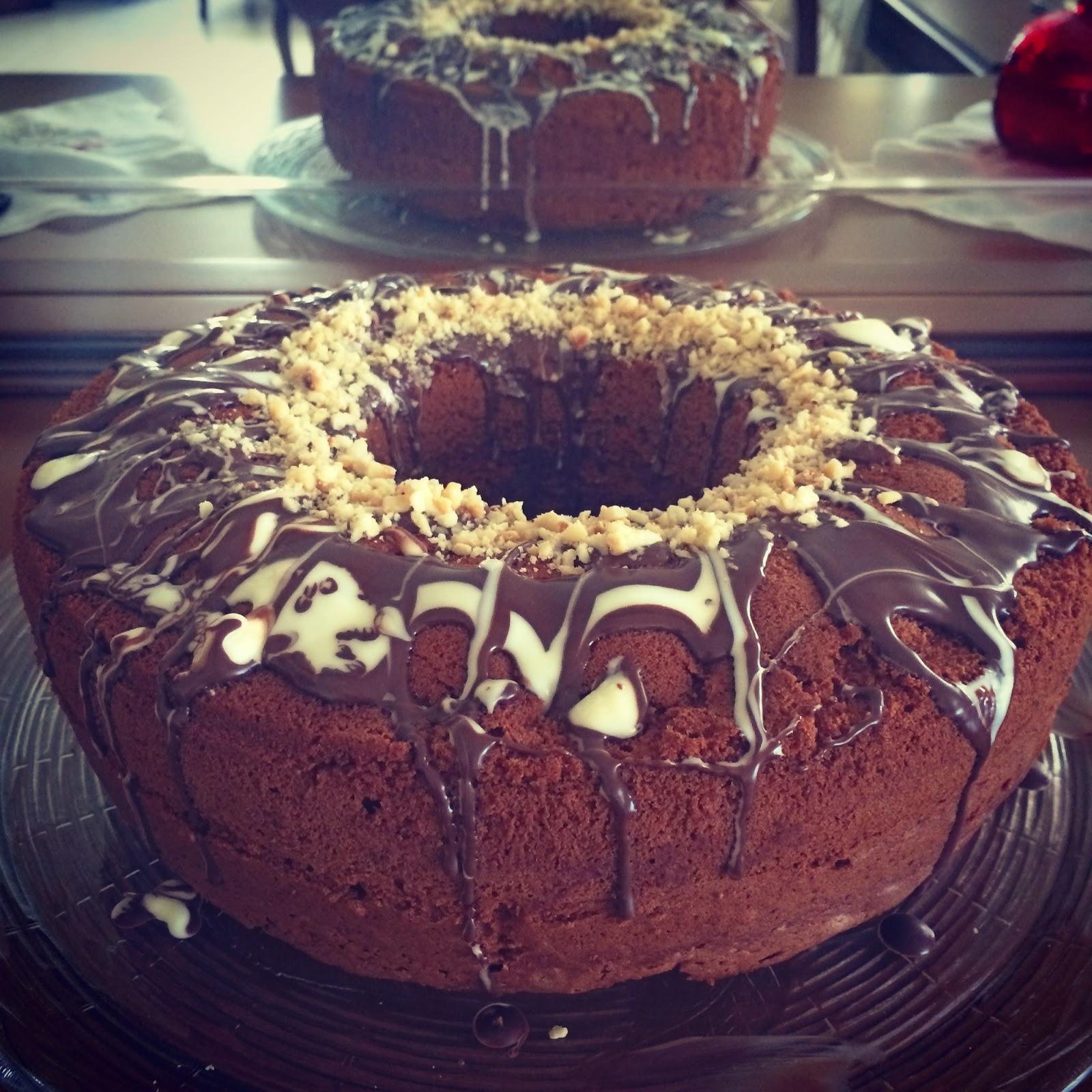 Nutellalı Pamuk Kek