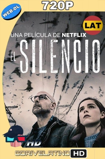 El Silencio (2019) WEB-DL 720p Latino-Ingles MKV