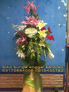 standar bunga