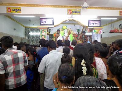 Shirdi Sai Baba - Temple - Avadi, Chennai - #8