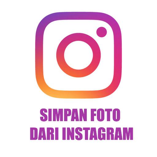 2 Menyimpan Gambar Instagram Mudah Muitond Ig Logo