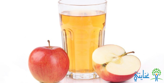 عصير-التفاح