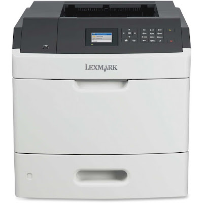 Lexmark MS810N Driver Download