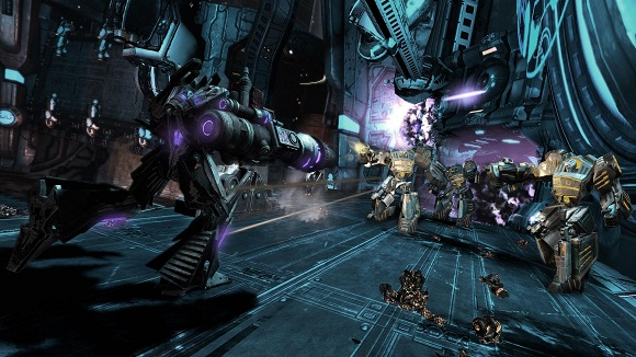 Transformers War For Cybertron PC Full Version Screenshot 3