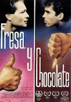 Fresa chocolate