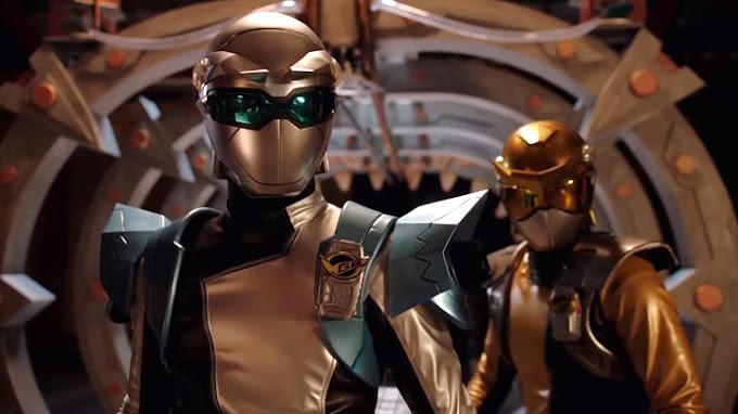 Power Rangers Beast Morphers Episode 8 Subtitle Indonesia