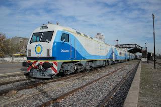 El tren a Bahía blanca sumará dos nuevas frecuencias
