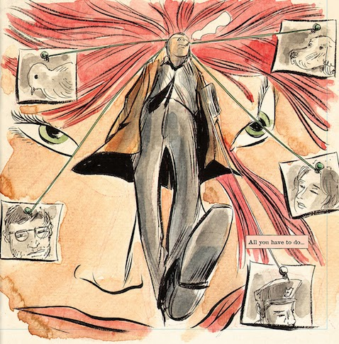 Mind MGMT #10 Created by Matt Kindt.