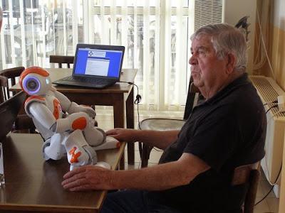 Ρομπότ στην «υπηρεσία» των ηλικιωμένων στη Θεσσαλονίκη
