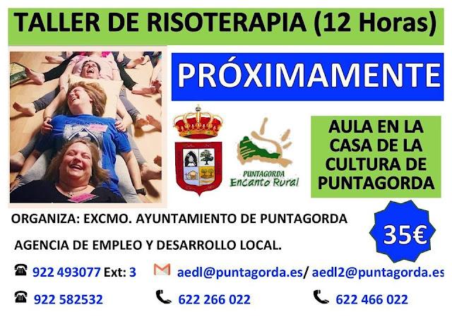 Cursos de formación en Puntagorda