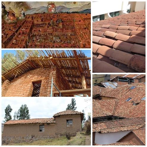 Revista digital apuntes de arquitectura estructuras en techos tejados y tejas en zonas - Clases de tejas para tejados ...