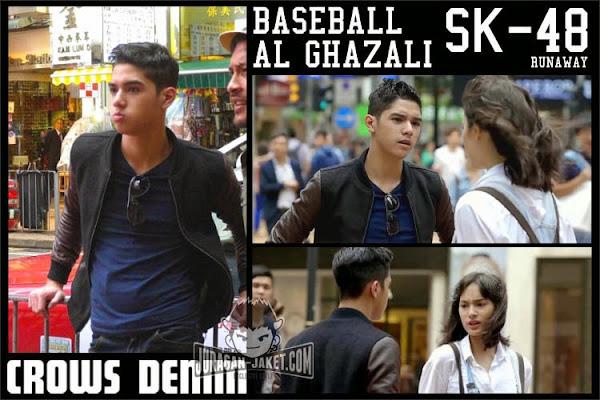 jas exclusive jaket al ghazali  runaway the movie sk48