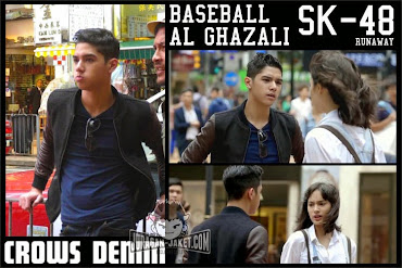 jas exclusive jaket al ghazali  runaway the movie sk48