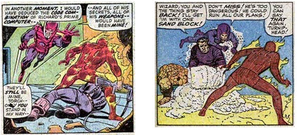 Fantastic Four 42 Frightful Four