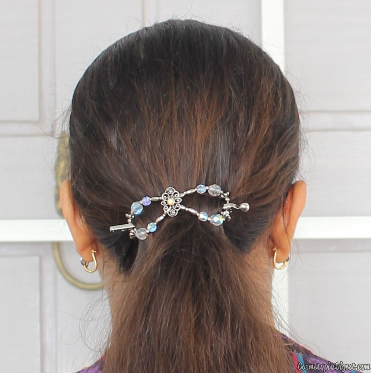 Review of Lilla Rose Flexi Hair Clips and how I use them.
