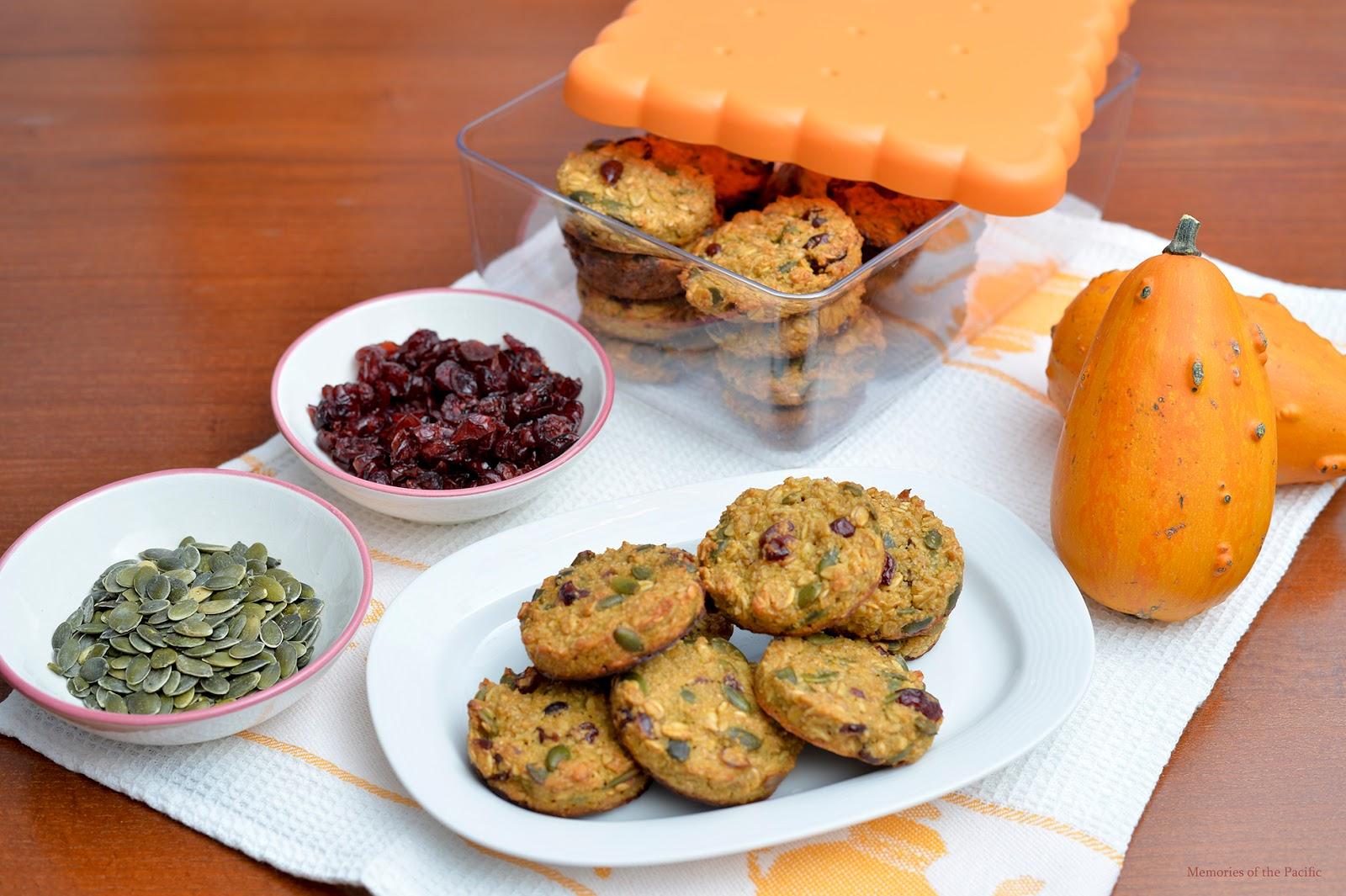 Pumpkin Cookies recipe