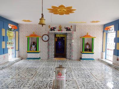 Horsley Hills Andhra Ooty Yenugu Mallamma Temple