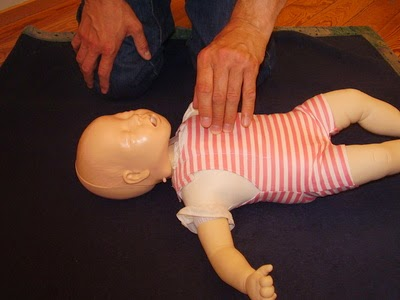 Puppe zum trainieren