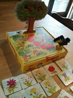 Haba game little orchard
