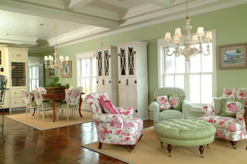 Hydrangea Hill Cottage French Country Decorating: Hydrangea Hill Cottage: A Colorful Condo