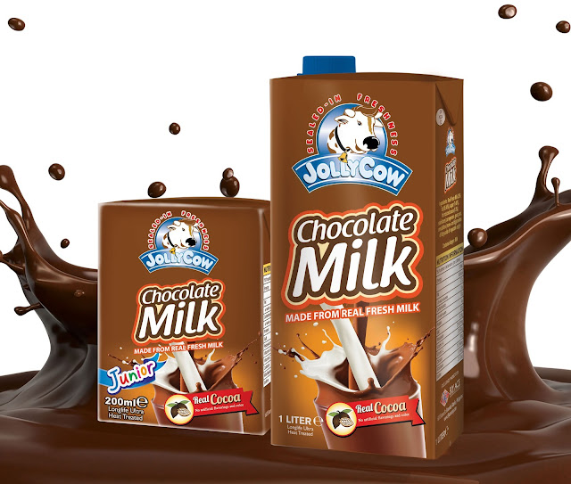 Jolly Cow Introduces New Chocolate Milk