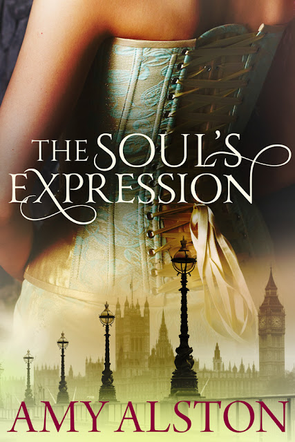 the-souls-expression, amy-alston, book