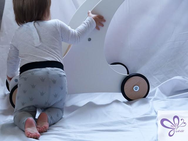 Leggings Luna nach Freebook von K-Nähleon Kinderleggings, Babyleggings, Baby, free pattern