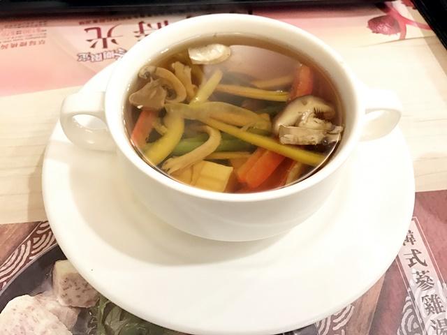 樂雅樂素食湯