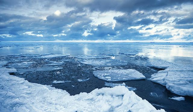 Loss of Arctic sea ice impacting Atlantic Ocean water circulation system