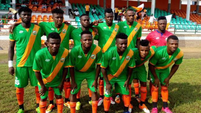 NNL Super 4: Go Round FC defeat Kwara United