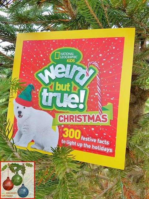 National Geographic Kids Holiday gifts for kids