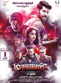 Maayavan (2019) Full Movie Hindi Dubbed HDRip 720p