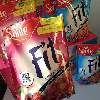 Ambasadorka Sante #fitnaturalnie | Zdrowo | Smacznie | Naturalnie