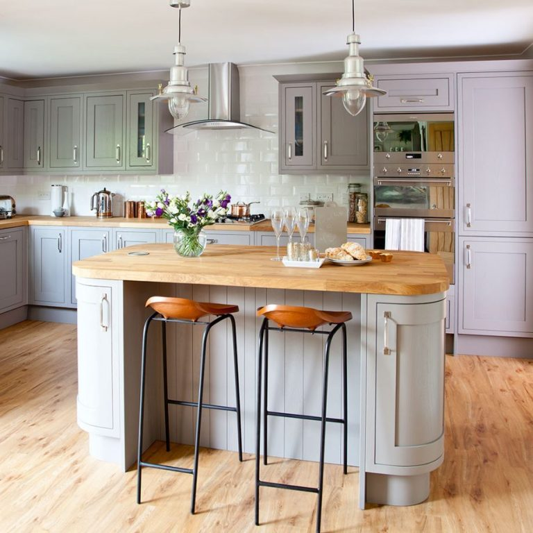 Beautiful Grey Kitchen Ideas