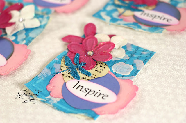 Stunning Super Simple Altered Paperclip Tutorial
