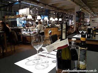 eataly cantinho vinhos guia brasileira roma - Eataly - comer em Roma