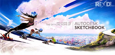 Autodesk SketchBook Pro Apk Full Unlocked Android