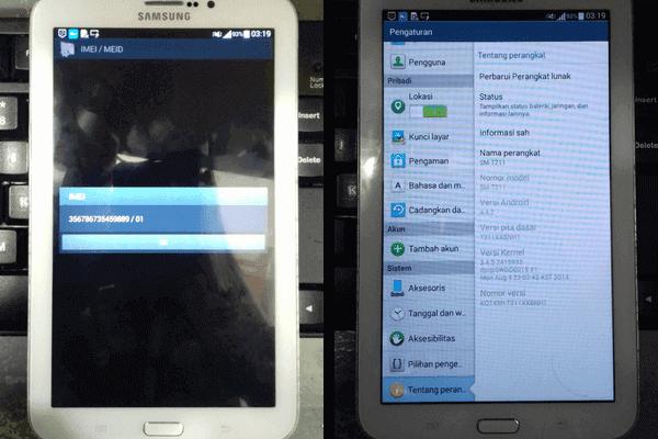 "Mengatasi  ""bypass msl error""  Repair imei Samsung T211 dengan Z3X BOX!"