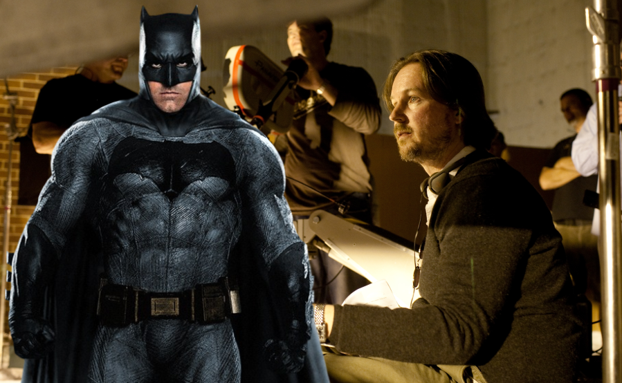 "Warner Bros. Pictures encontra o diretor do próximo filme solo do ""Batman"""