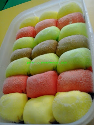 PUSAT OLEH-OLEH KHAS KOTA MEDAN : pancake durian