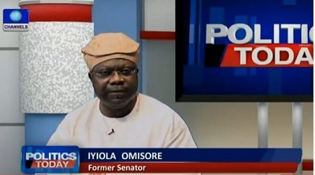 Former Deputy Governor of Osun, Iyiola Omisore Suspended from PDP